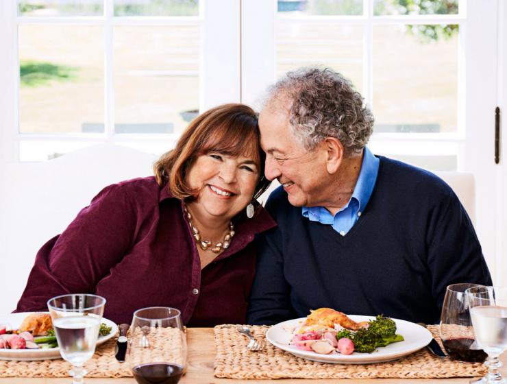 Ina Garten's New Cookbook & Dining Room Tips!