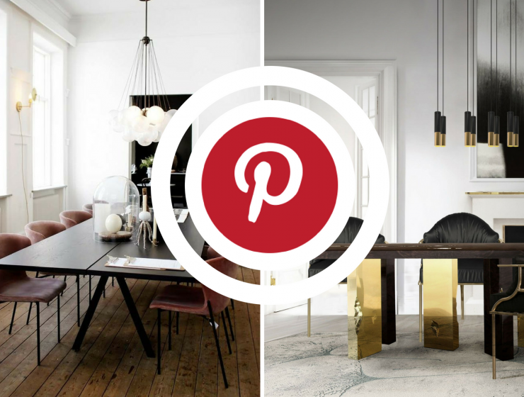 What's Hot On Pinterest_ Contemporary Dining Room!