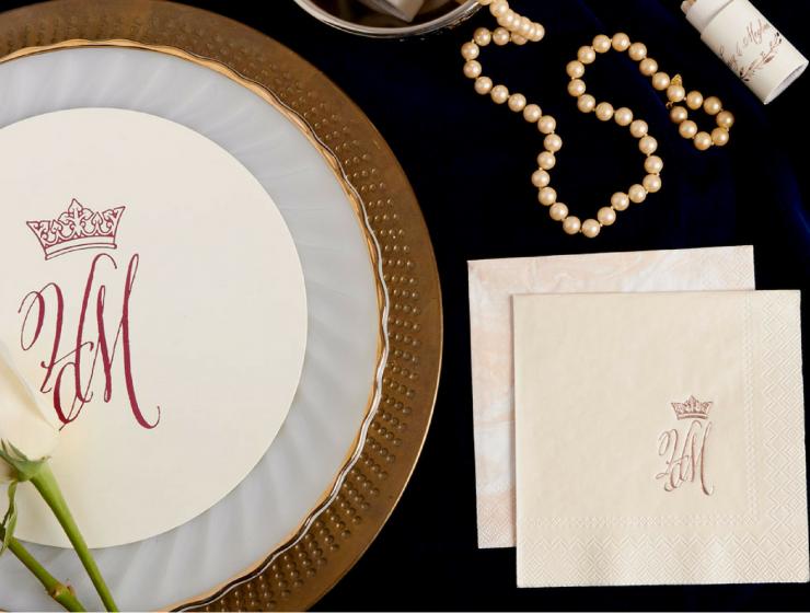 What's Hot On Pinterest_ Royal Wedding Inspired Decor!