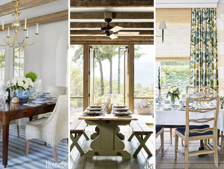5 Rustic Dining Rooms That Are Natural Beauties