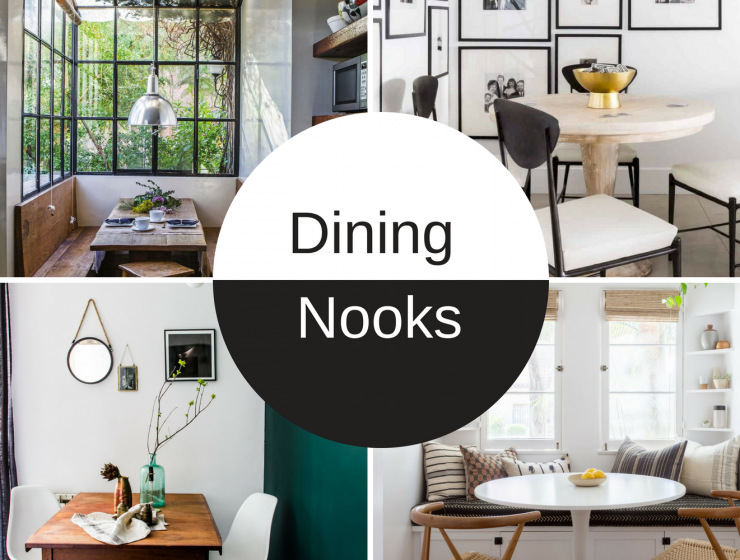 6 Ways To Make The Most Of Your Dining Room Corner