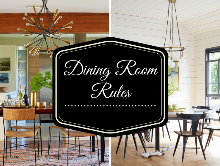 Dining Room Rules_ This Is The Right Lighting Time