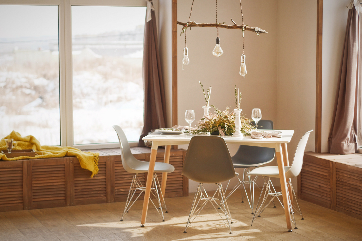 Warning These Are The Best Small Living Room Ideas Of The: Dining Room Inspiration: 10 Scandinavian Dining Room Ideas