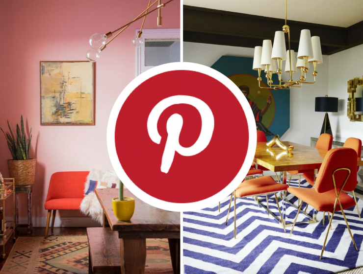 What's Hot On Pinterest_ Pantone Dining Rooms!