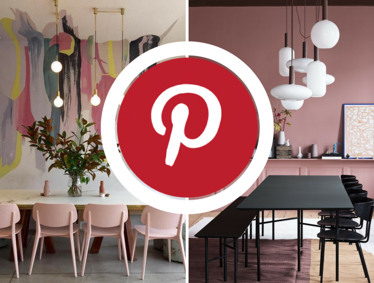 What's Hot On Pinterest_ Wes Anderson's Inspired Dining Room!