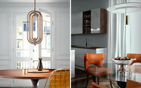 A Low Key Dining Room Lighting Design Is All You Need