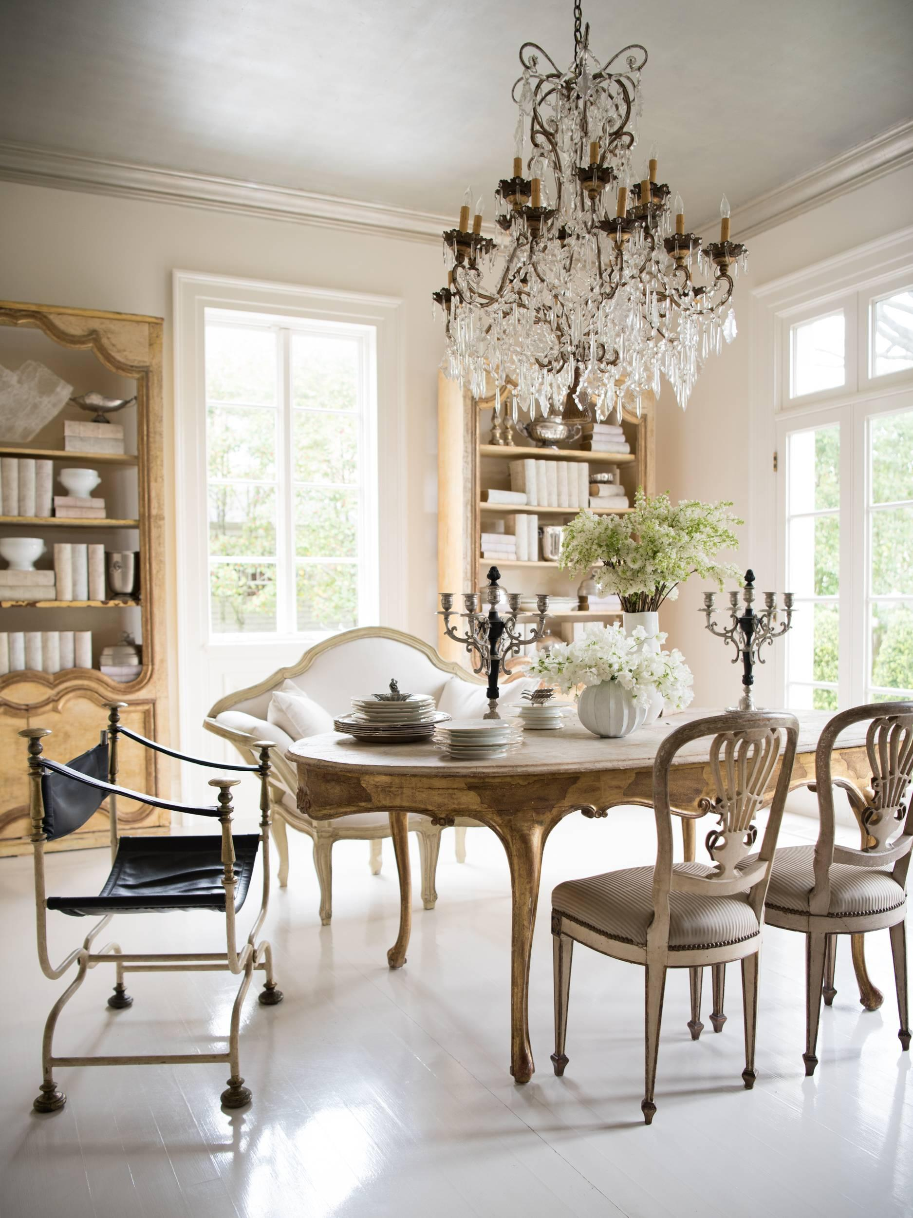 Dining Room Rules All The Key Ingredients F A French Dining Room! 2