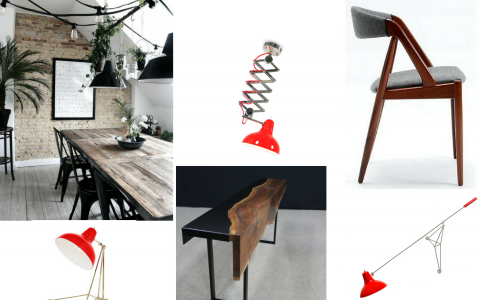Dining Room Rules_ Industrial Dining Room Designs!