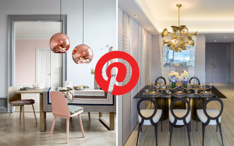 What's HOT on Pinterest 5 Dining Room Lighting Ideas