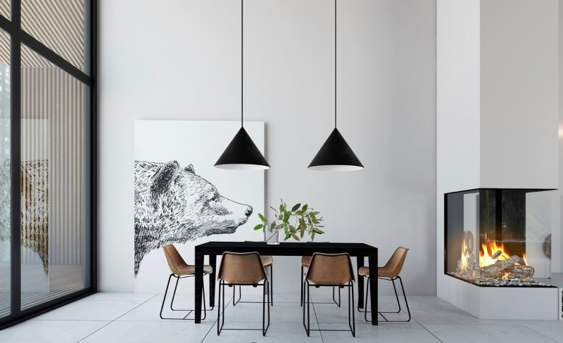 What S Hot On Pinterest 5 Dining Room Lighting Ideas