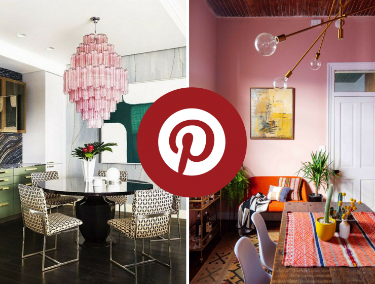 What's Hot On Pinterest_ Pink Dining Room Decor Ideas! (1)