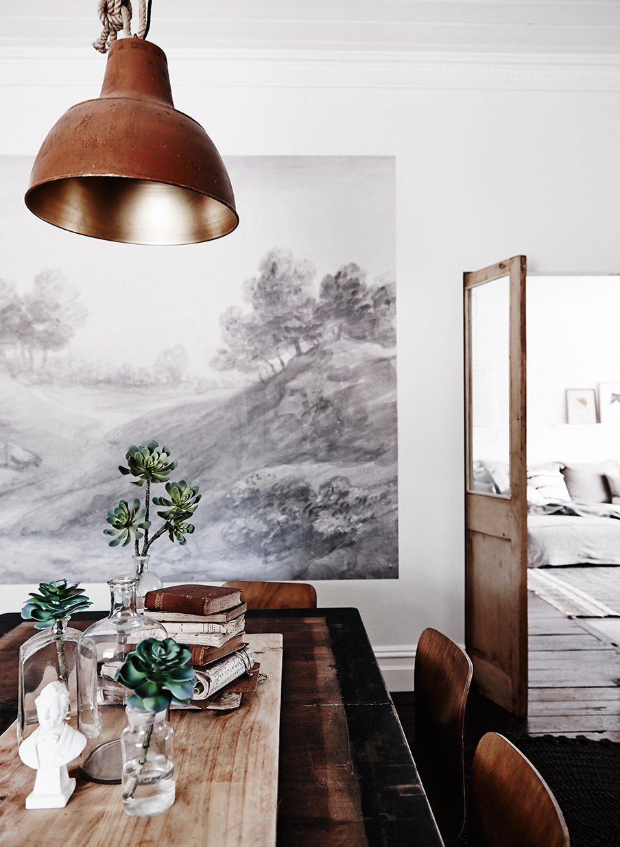 Dining Room Rules_ Industrial Dining Room Lighting As The Key Fixture 15