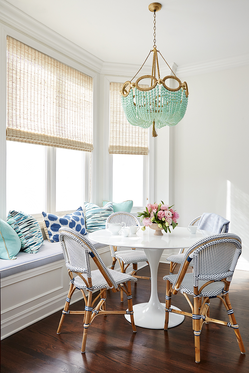 Introducing Colour Into Your Dining Room Decor Has Never Been So Easy 5