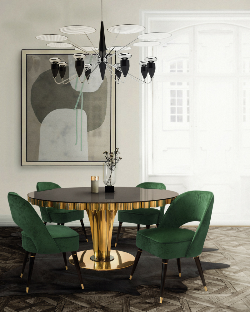 The Guide To a Luxurious Dining Room In No Time 3