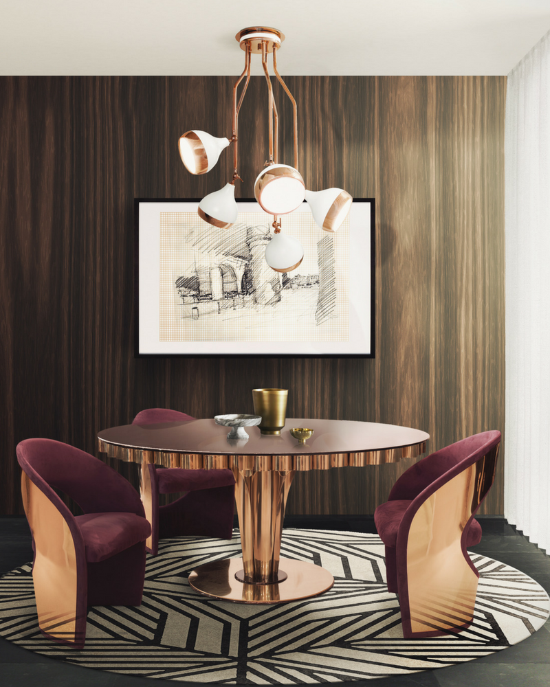 The Guide To a Luxurious Dining Room In No Time 5