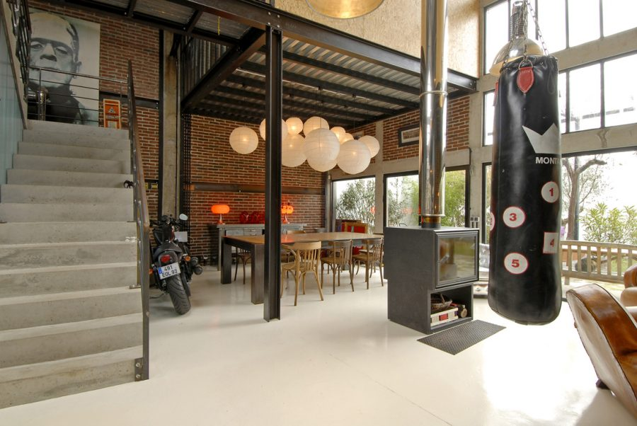 Top 5 Ways To Turn Your Industrial Dining Room Into An Amazing Space 6