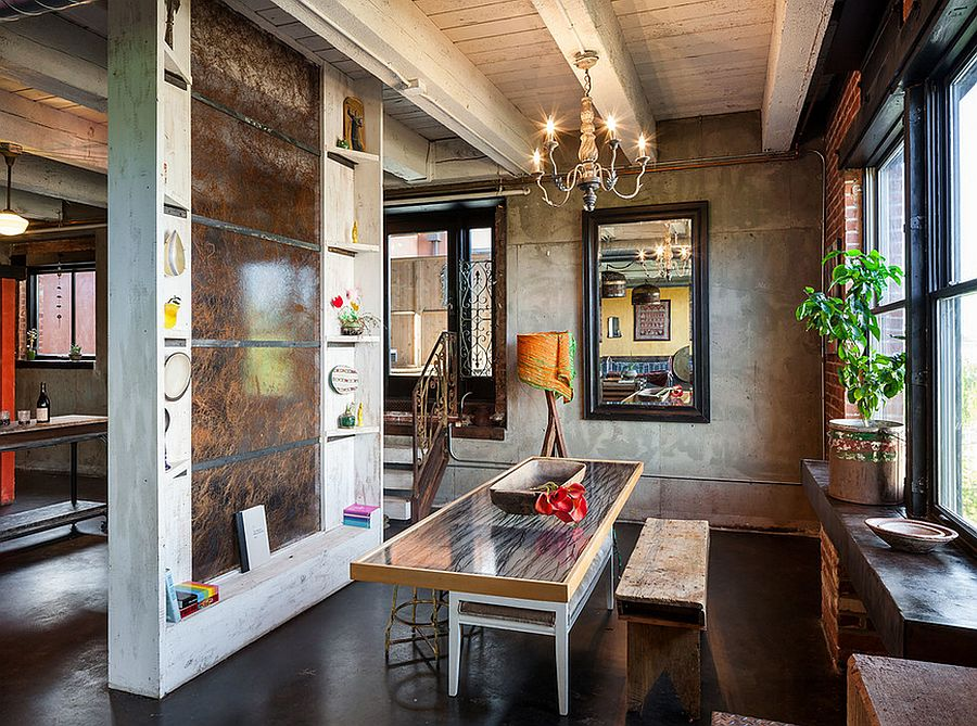Top 5 Ways To Turn Your Industrial Dining Room Into An Amazing Space 7