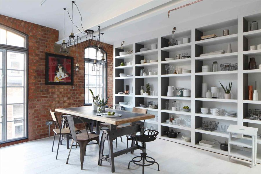 Top 5 Ways To Turn Your Industrial Dining Room Into An Amazing Space