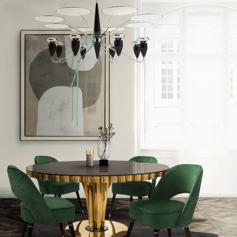 HOW TO Choose Your Dining Room Style For This FallWinter 2018 (6)
