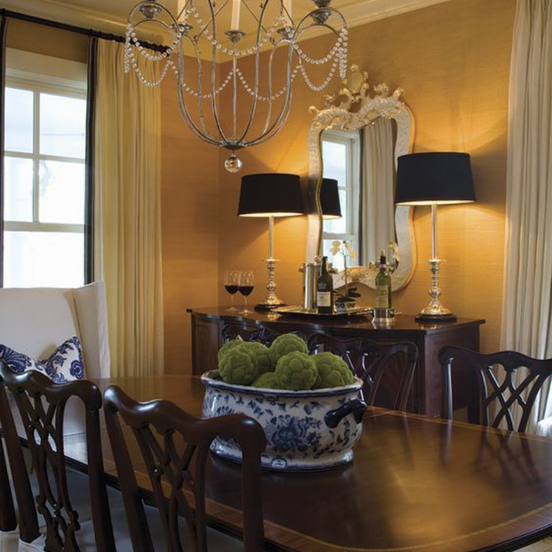 What's Hot On Pinterest 5 Yellow Ideas For Your Dining Room Style (2)
