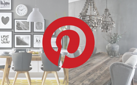 What's Hot on Pinterest What You Need For a Grey Dining Room