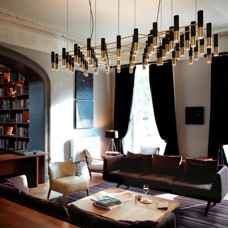 Dining Room Lighting_ Ike Suspension Lamp, Your Best Option! (6)