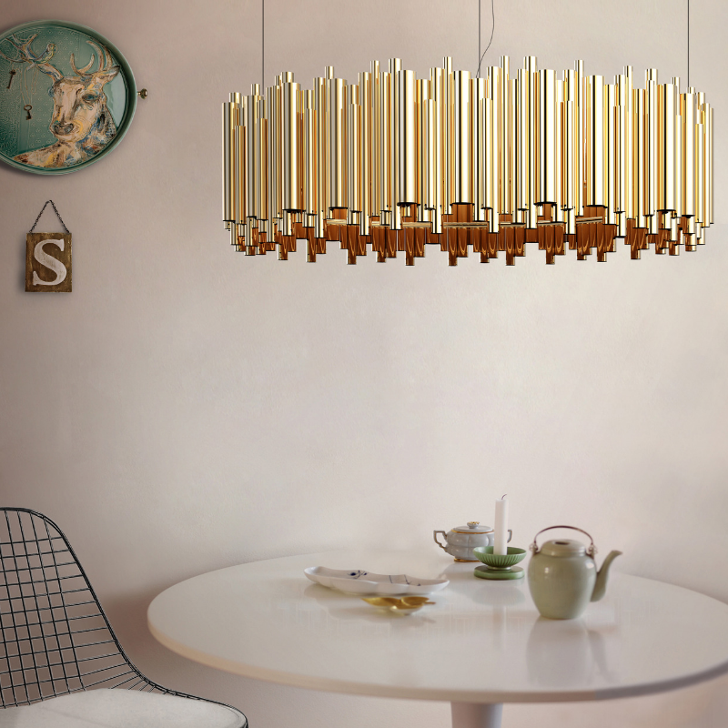 HOW TO: Transform Your Dining Room Décor Into an Industrial One