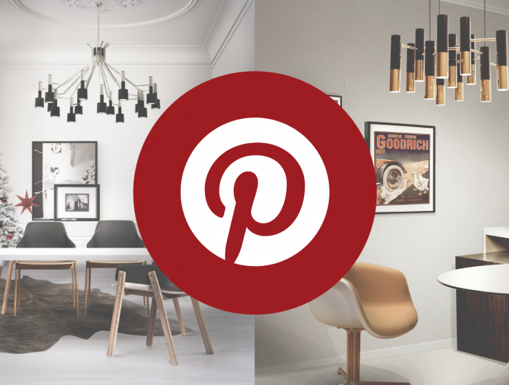 What's Hot On Pinterest Black Lamps That Will Warm Your Heart!