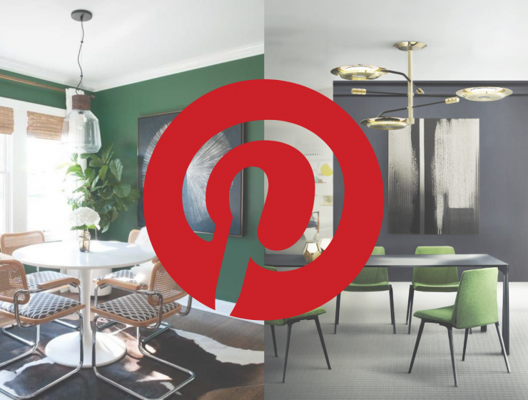 What's Hot on Pinterest 5 Green Dining Room Ideas For Your Home