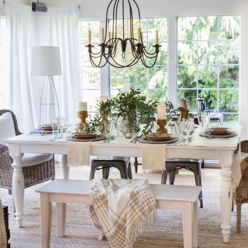 Winter Décor Trends_ Dining Room Interior Design! (6)