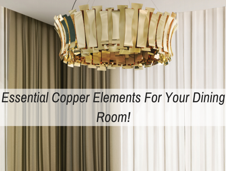 Essential Copper Elements For Your Dinin