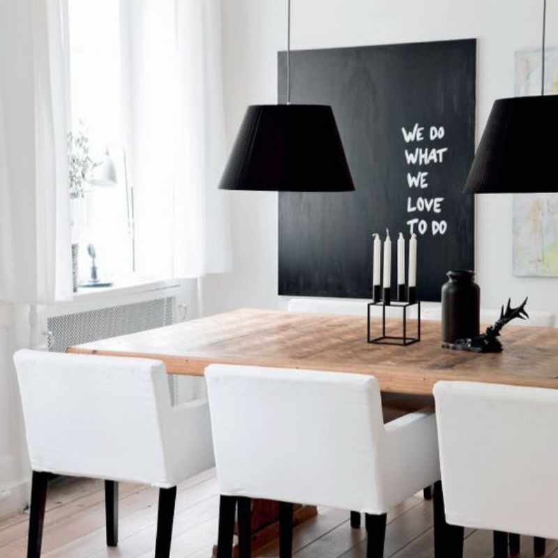 HOW TO_ Have The Best Old School Decoration For Your Dining Room! (4)