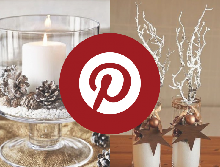What's Hot On Pinterest 5 Dining Room Centerpiece This Holiday Season!