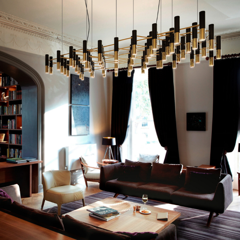 12 Dining Room Lighting Just For You in 2019 (12)