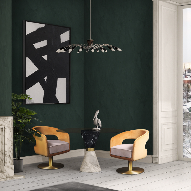 2019 Colour Trends That You Need to Know For Your Dining Room Décor (2)