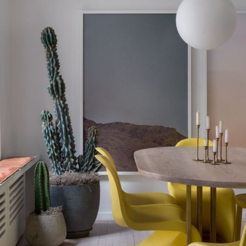 2019 Colour Trends That You Need to Know For Your Dining Room Décor (4)