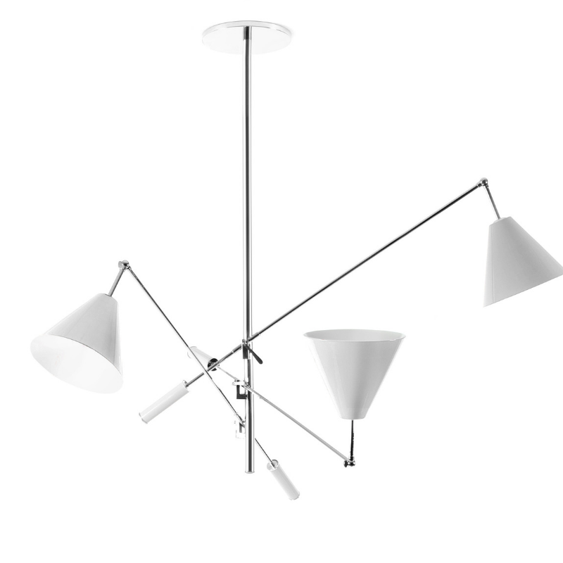 Christmas Dining Room Lighting For A Modern Place (6)