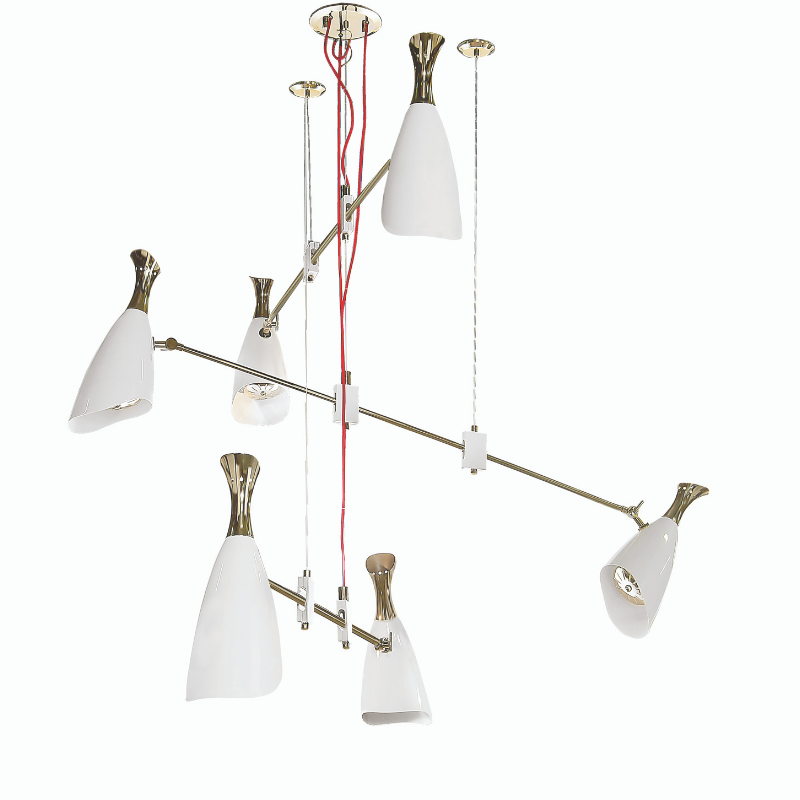 Christmas Dining Room Lighting For A Modern Place (9)