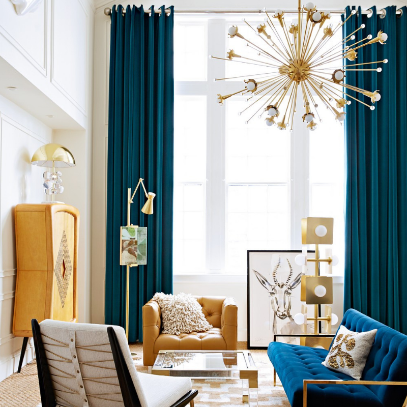 HOW A MID-CENTURY CHANDELIER CAN ELEVATE YOUR DINING ROOM DÉCOR (2)