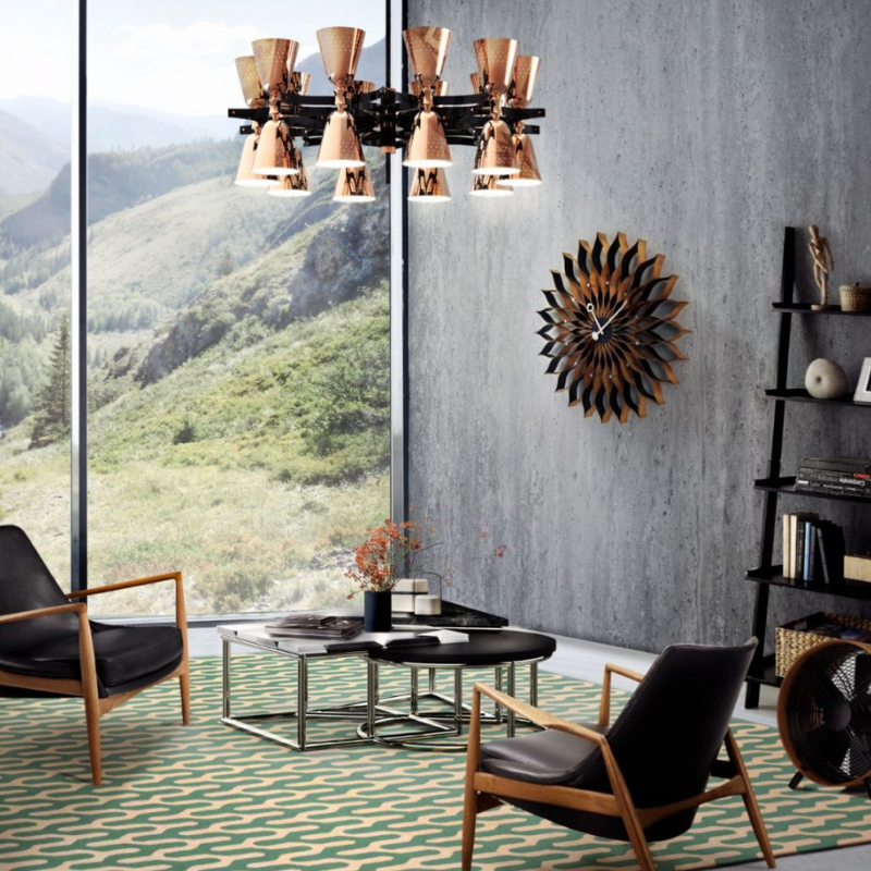 HOW A MID-CENTURY CHANDELIER CAN ELEVATE YOUR DINING ROOM DÉCOR (6)