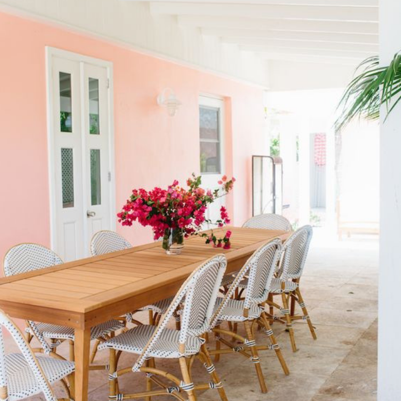 Pantone Colour Of The Year_ Coral Will Warm Your Dining Room Design (4)
