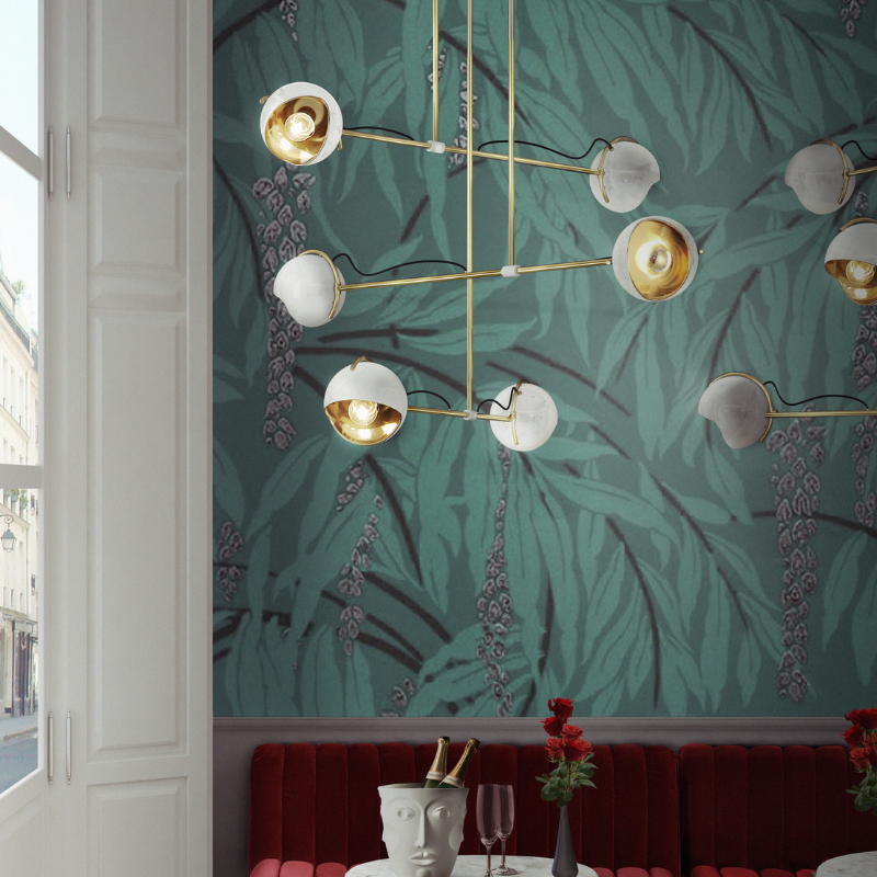 Pantone Colour Of The Year_ Coral Will Warm Your Dining Room Design (6)