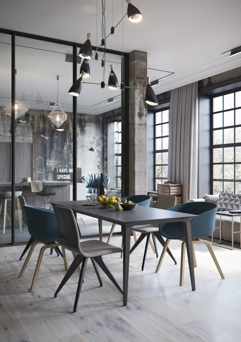 Pull It Off How Dark Toned Dining Rooms Are The Hit