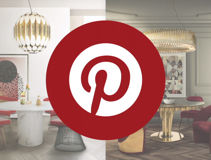 What's Hot On Pinterest Dining Room Golden Fixtures F A Better NYE!