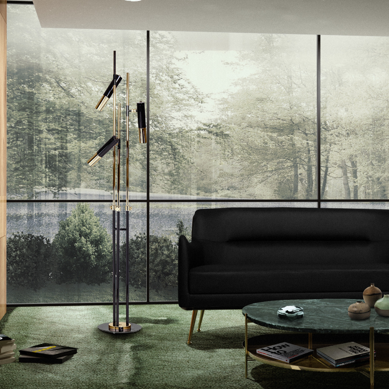 Floor Lamps That Are Going To Bright Up Your Dining Room Décor (2)