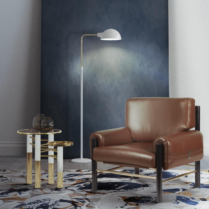 Floor Lamps That Are Going To Bright Up Your Dining Room Décor (3)