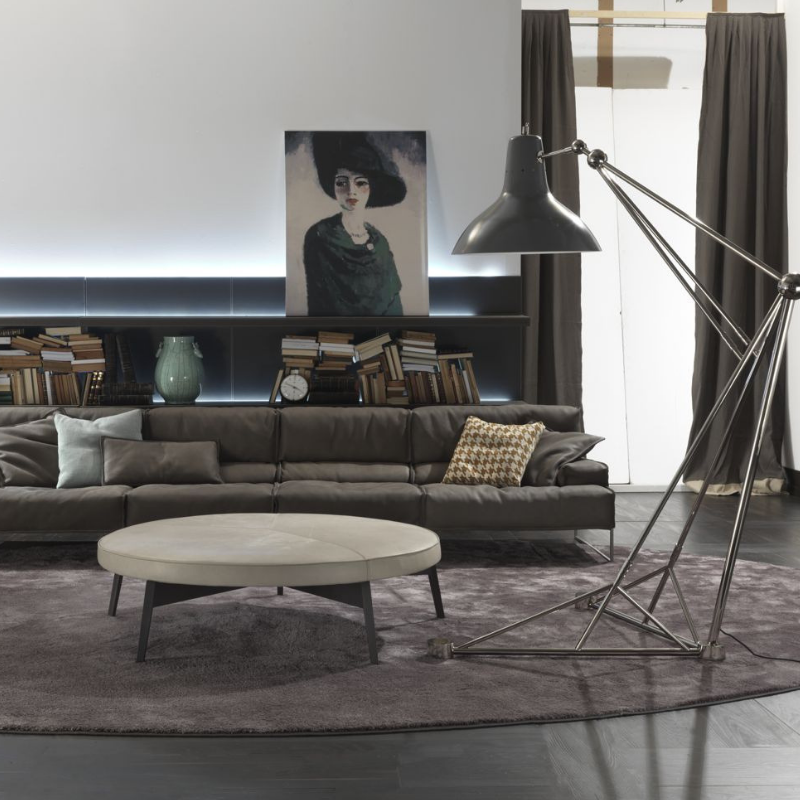 Floor Lamps That Are Going To Bright Up Your Dining Room Décor (4)