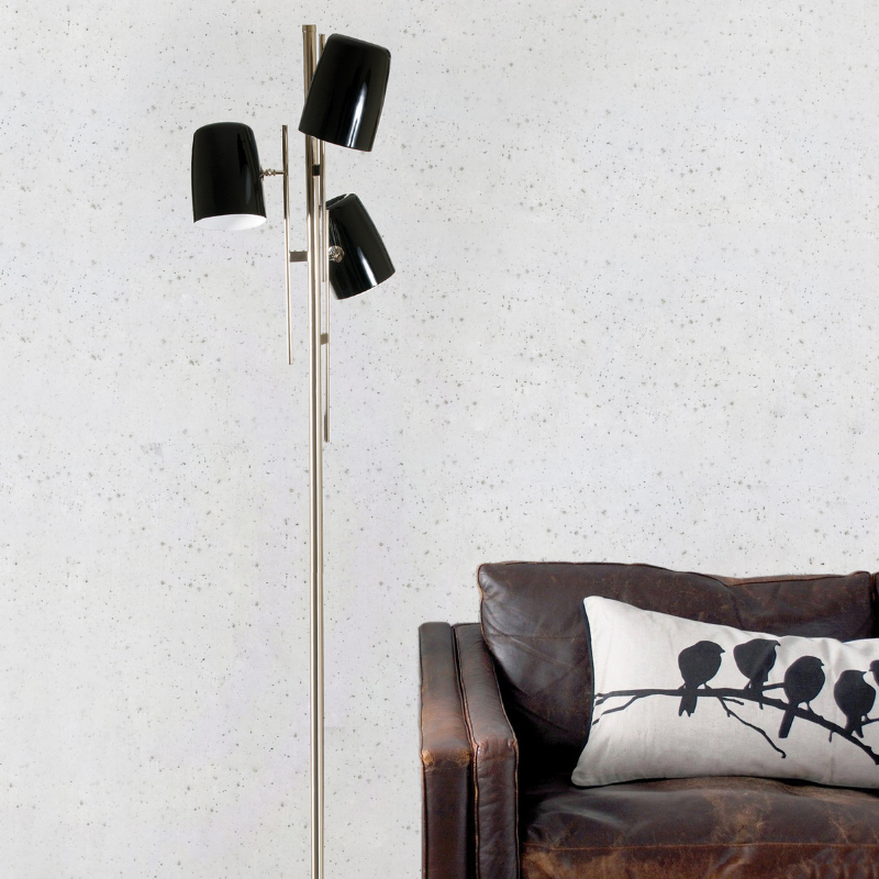 Floor Lamps That Are Going To Bright Up Your Dining Room Décor (5)