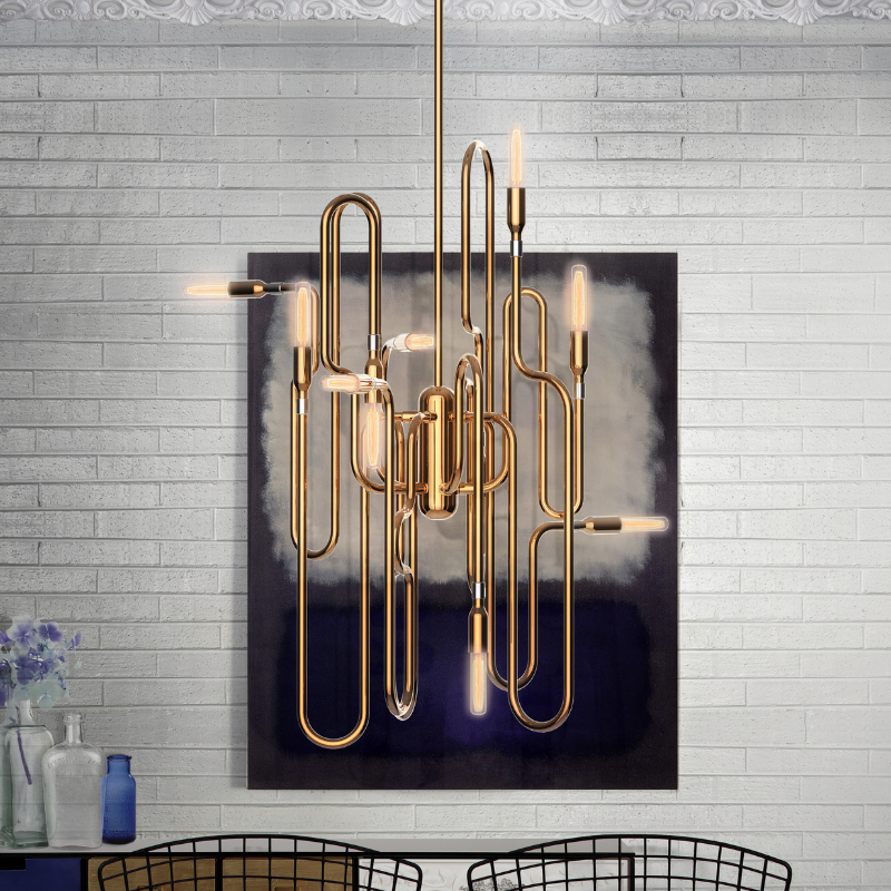 Maison et Objet 2019_ The Most Exquisite Ceiling Lighting For You (3)