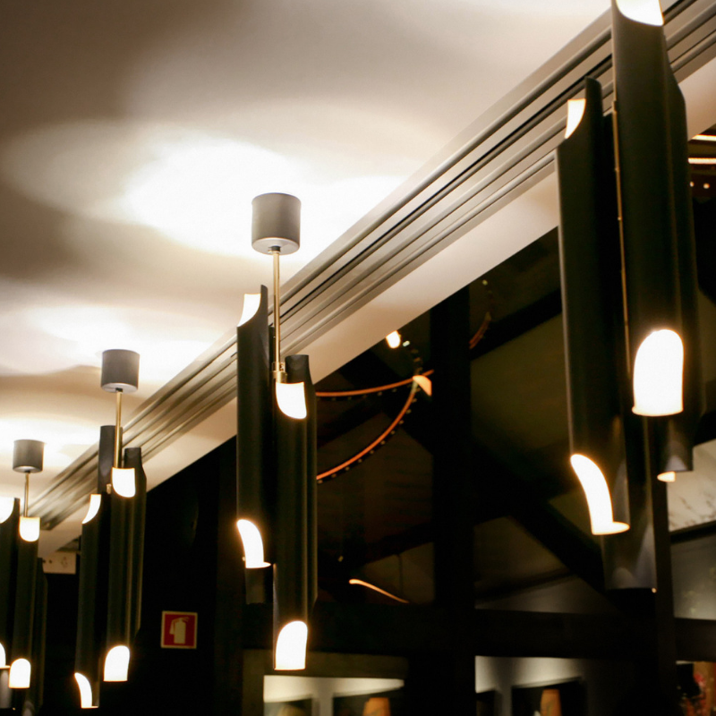 Maison et Objet 2019_ The Most Exquisite Ceiling Lighting For You (5)